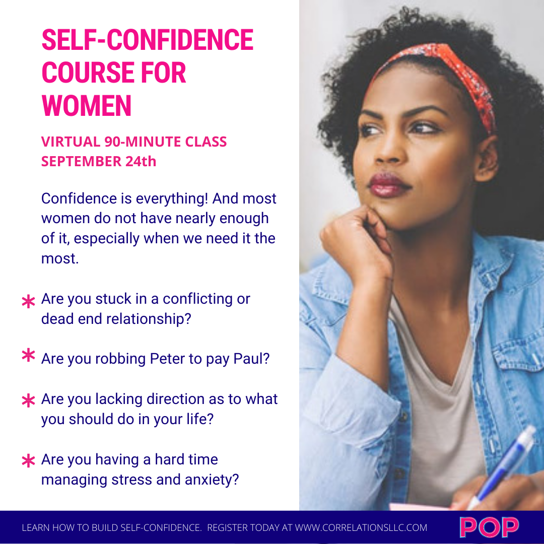 Self-Confidence for Women: 9 Steps to Build Confidence