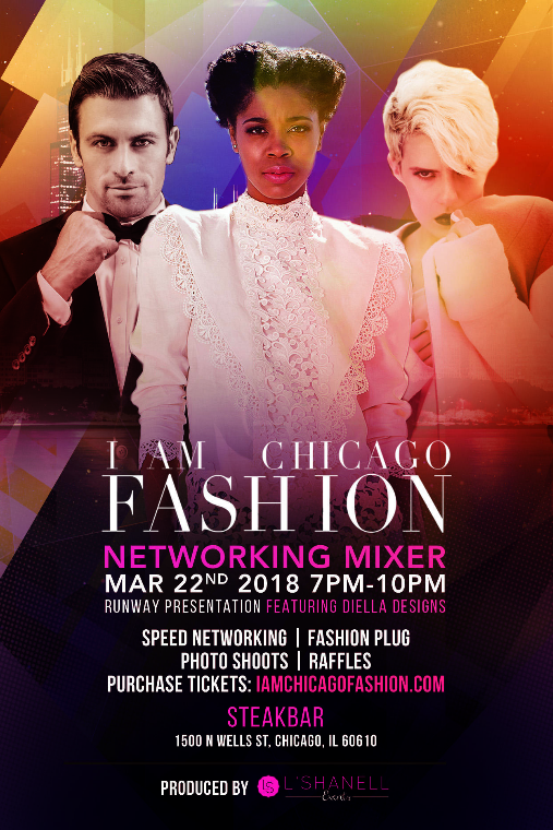 I AM CHICAGO FASHION NETWORKING MIXER