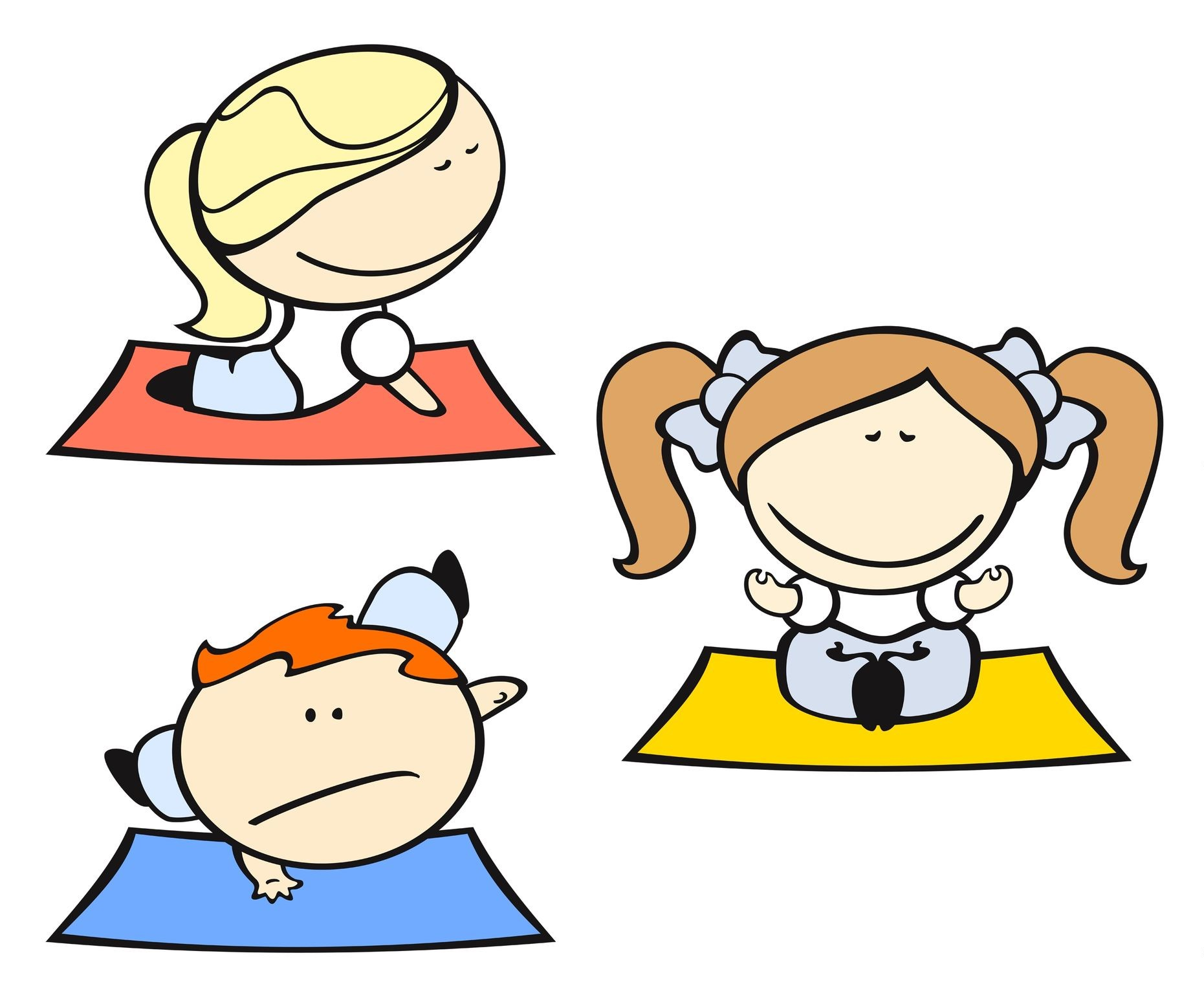 Story Yoga for Little Ones