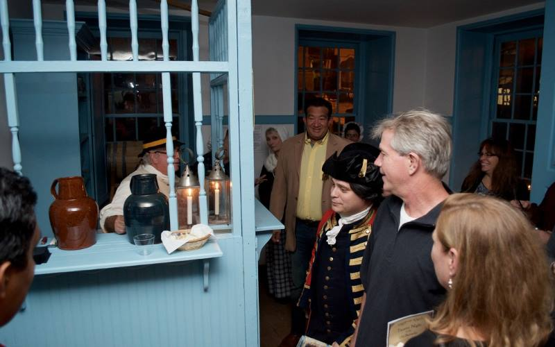 Old Barrack Museum's Tavern Night
