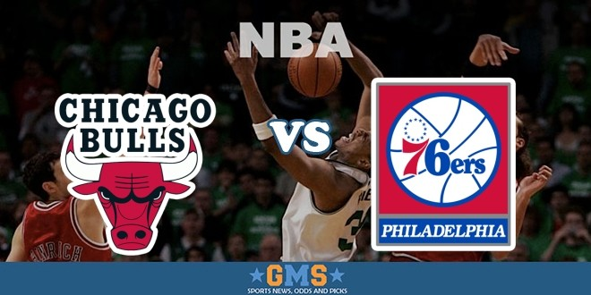 Chicago Bulls at Philadelphia 76ers