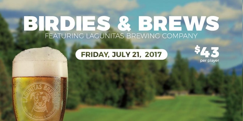 BIRDIES & BREWS! @ Knollwood Country Club