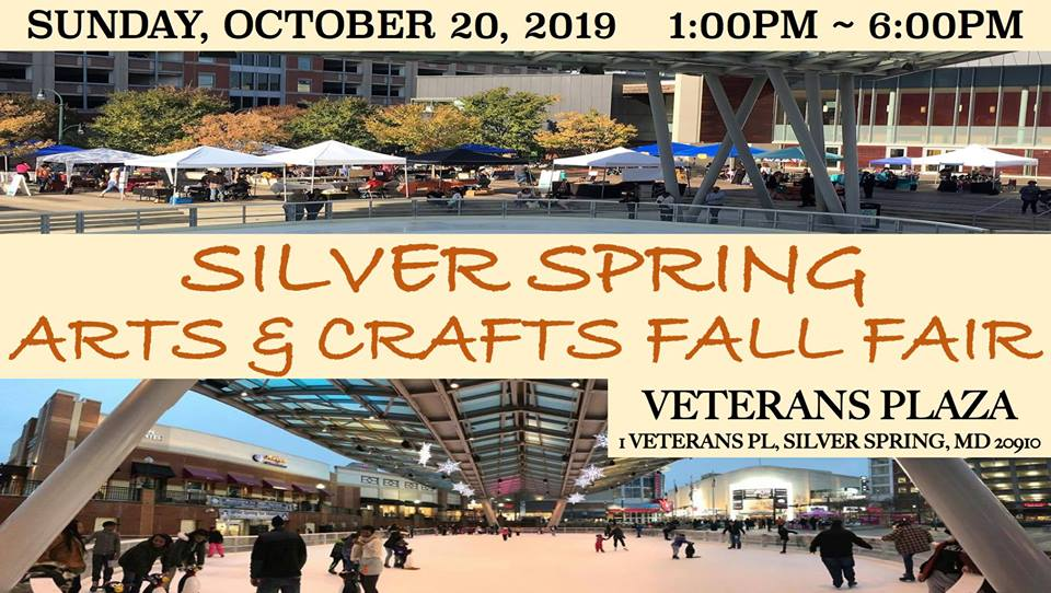 Silver Spring Holiday Crafts, Desserts & Sweets Fair