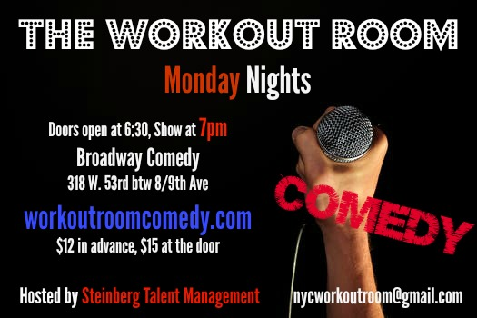 The Workout Room | Comedy Showcase