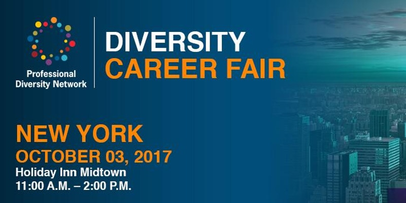 New York Professional & Technology Diversity Career Fair