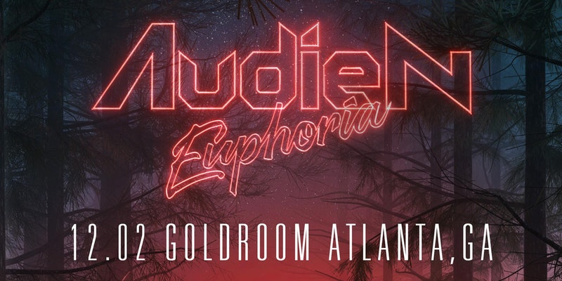 Audien | Goldroom Atlanta | 12.2.17