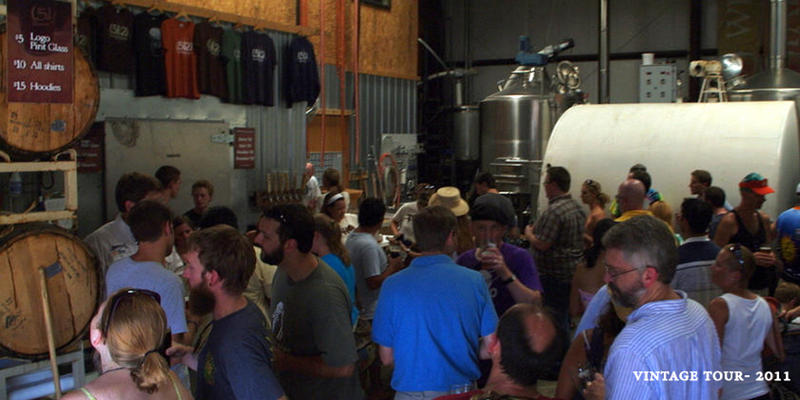 (512) Brewing OPEN HOUSE SATURDAYS NOON-4PM