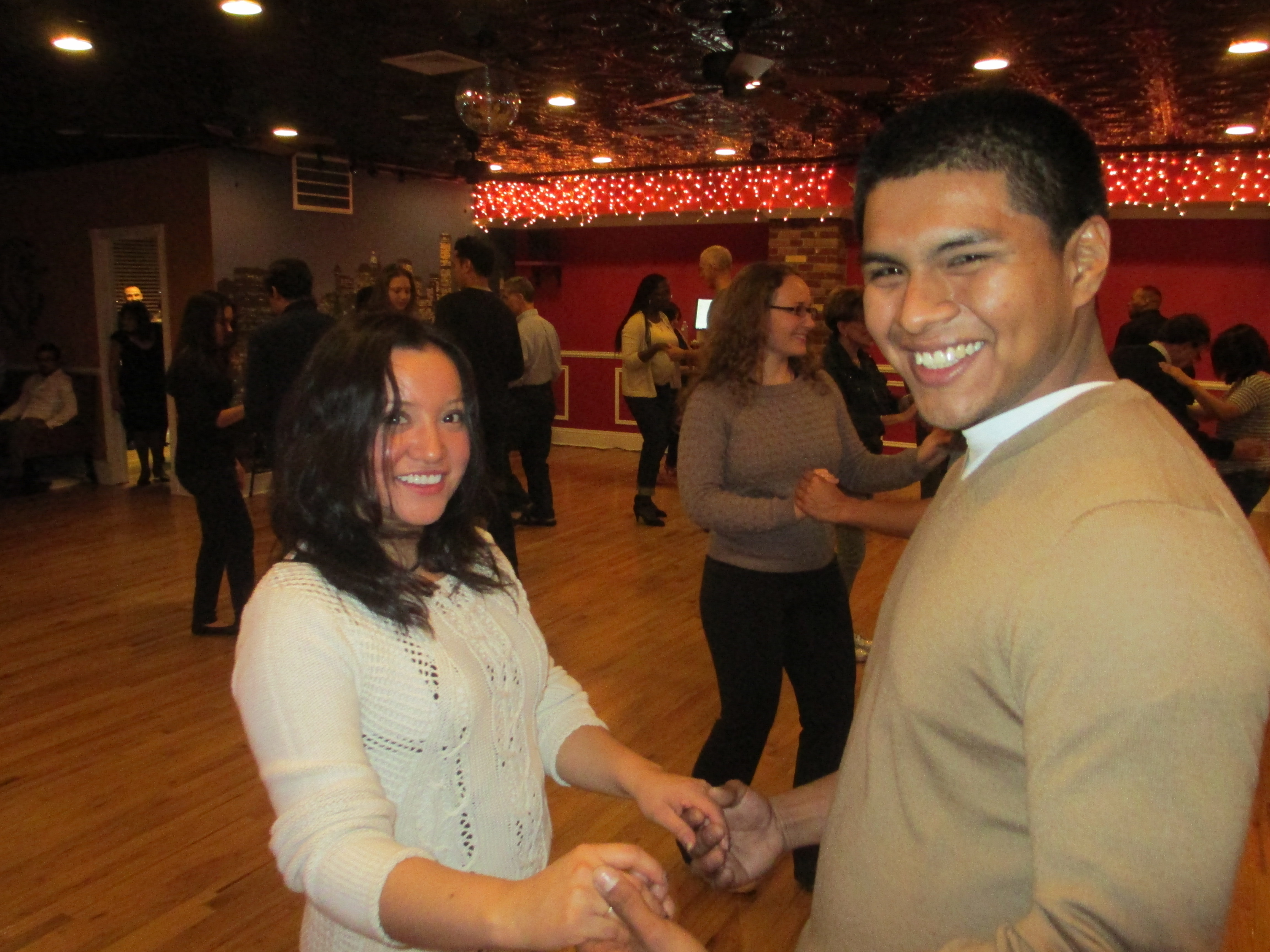 Best Salsa Dance Lessons NYC