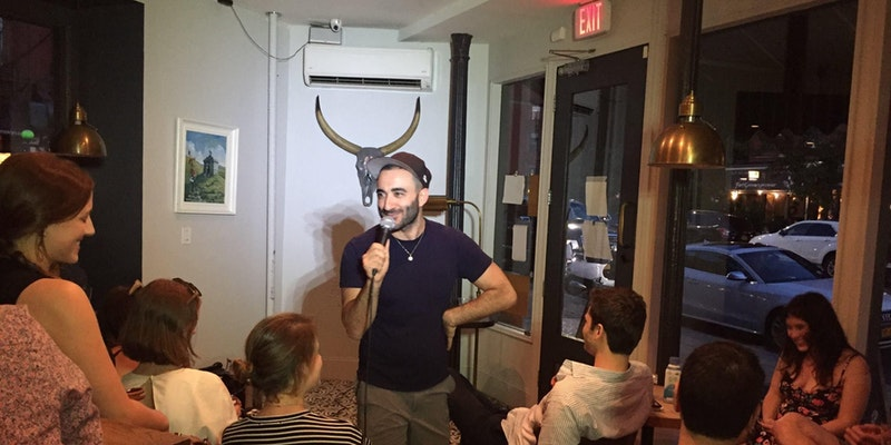 Comedy at the Corner in Fort Greene