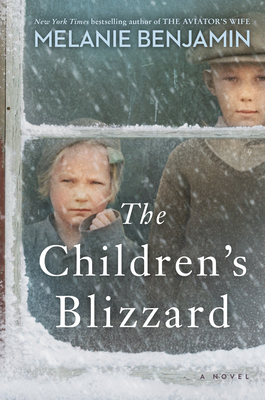 Virtual event with Melanie Benjamin/The Children's Blizzard