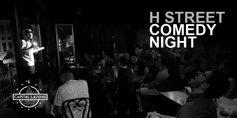H Street Comedy Night w/ ET (Stand-Up Comedy)