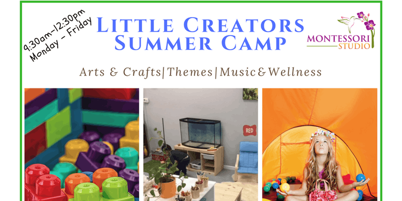 Little Creators Summer Camp