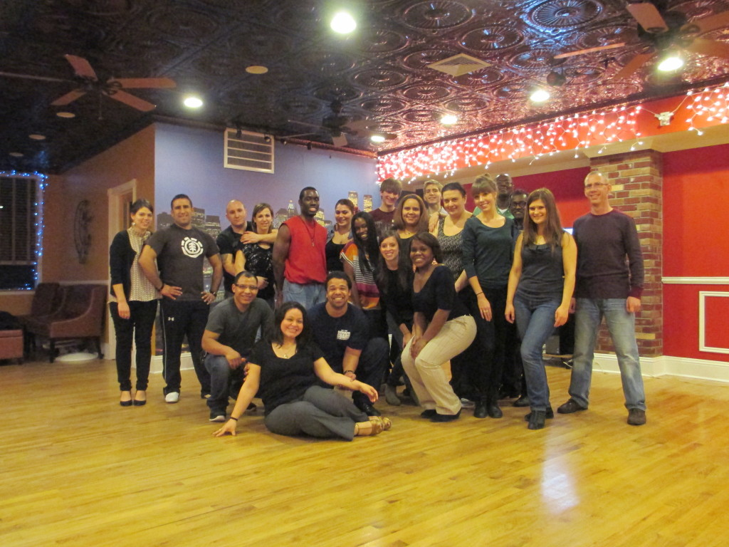 FREE Salsa Dance Classes BROOKLYN