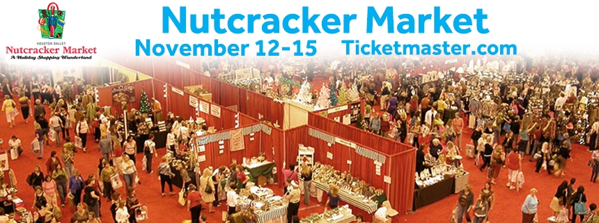 Nutcracker Market at NRG Center