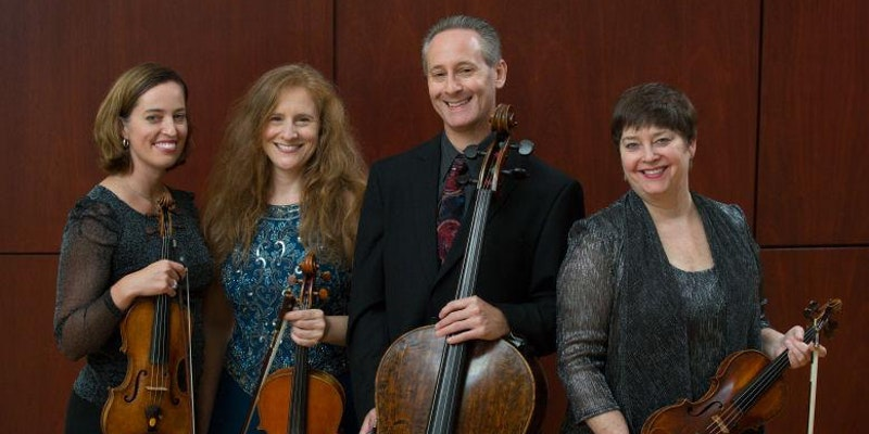 Concerts At The College presents Serafin String Quartet