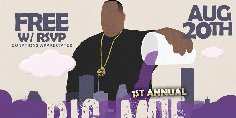 1st Annual Big Moe Birthday Block Party
