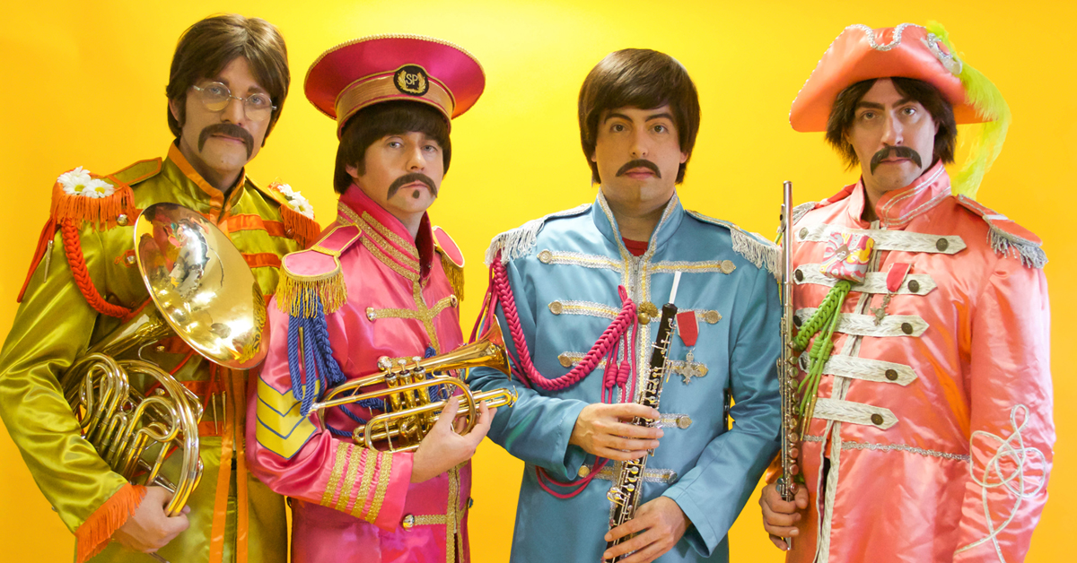 Beatles vs. Stones- A Musical Showdown on Thursday November 9 at Broadway Center for the Performing Arts
