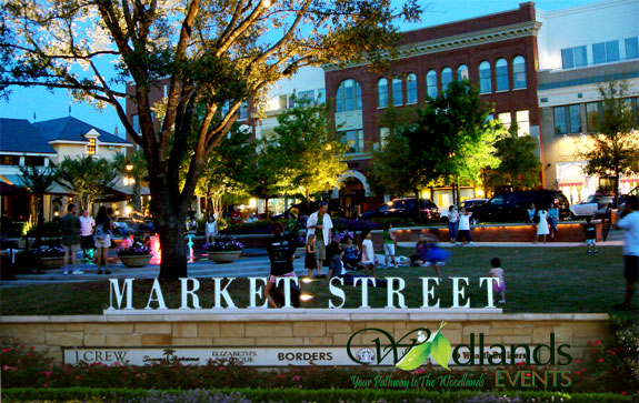 Spring Concert Series at Market Street in The Woodlands