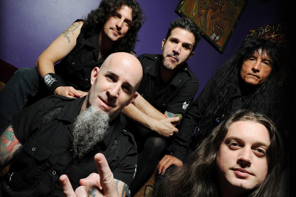 Anthrax & Killswitch Engage at The Tabernacle