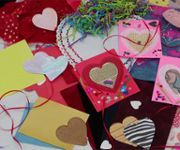 Valentine Card Making Extravaganza