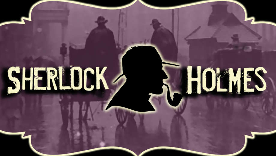 Sherlock Holmes at A.D. Players Theater