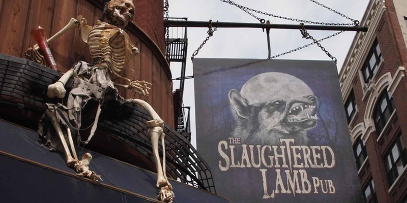 New York Haunted Pub Crawl