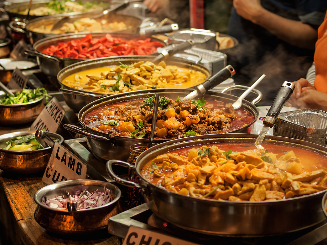 New York City Is Home To A Mulude Of Cultures Which All Offer Their Own Tasty And Unique Foods The Indian Culture Provides Us With Many Diffe