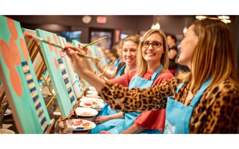Date Night Painting Event