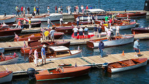53rd Annual Antique Boat Show & Auction