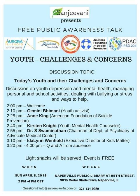 Youth: Challenges and Concerns