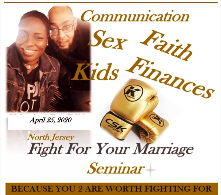 Fight For Your Marriage...