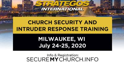 2 Day Church Security and Intruder Awareness/Response Training - Pewaukee, WI