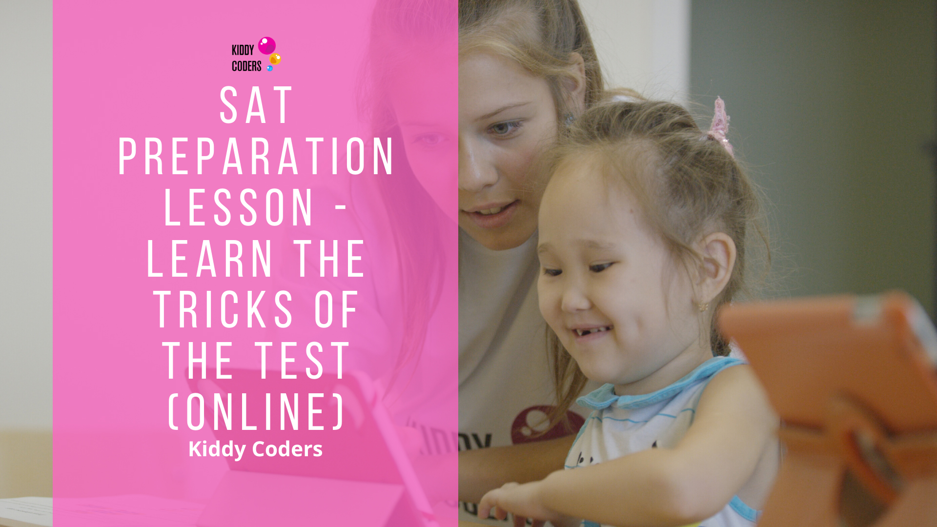 Online Class for Kids 16y.o. and up - SAT Preparation