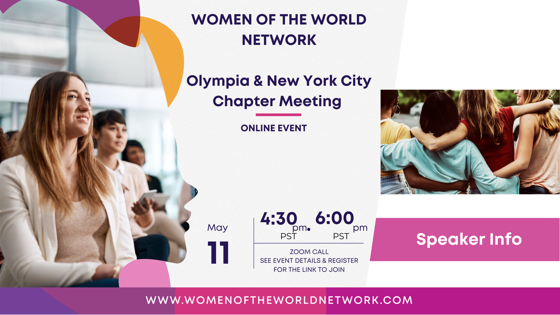 Women of the World Network New York and Olympia Meeting