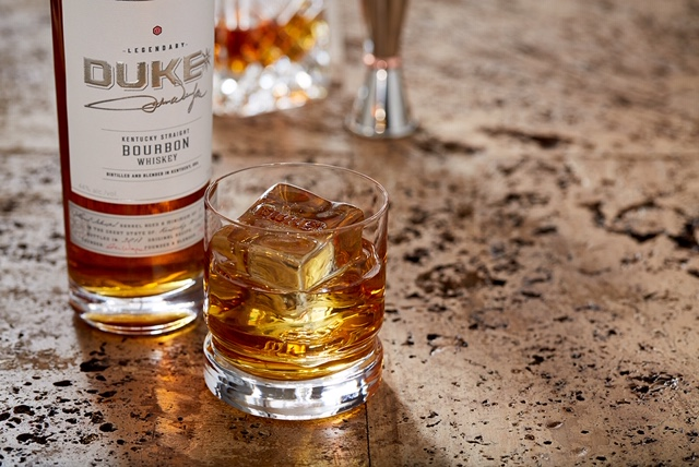 Duke Bourbon Pairing Event