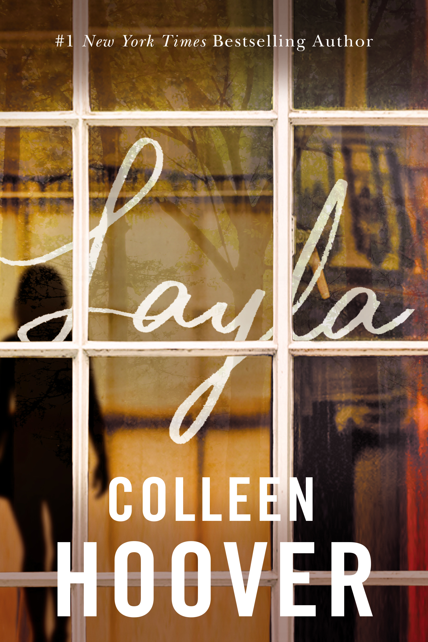 Virtual event with Colleen Hoover/Layla