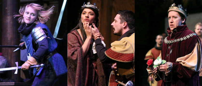 In Repertory: Henry The Sixth Parts 1, 2 & 3