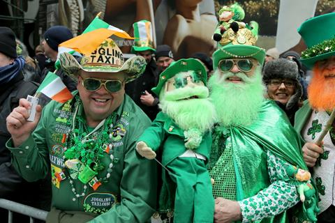 It's Time To Plan Your St. Patrick's Day Experience