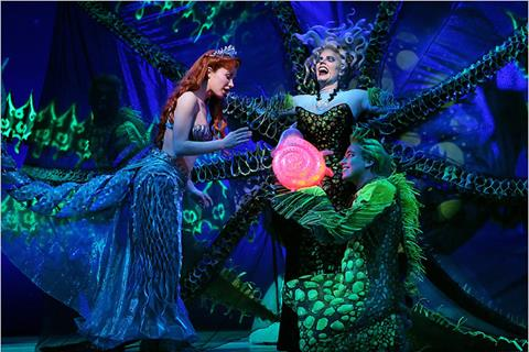 The Little Mermaid Gets Musical in LA