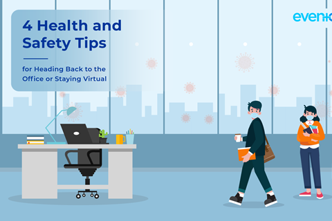 "4 Common Sense Tips for Staying Safe When Heading Back to the Office: ""What You Can Do to Keep Your WFH Space Sanitary in the Meantime """