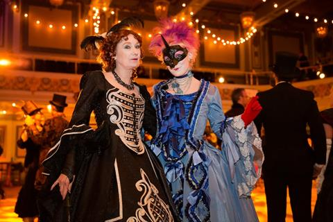 The Edwardian Ball Kicks Off In Los Angeles