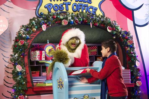 Dr. Seuss's Grinchmas Will Kick Start Your Holidays