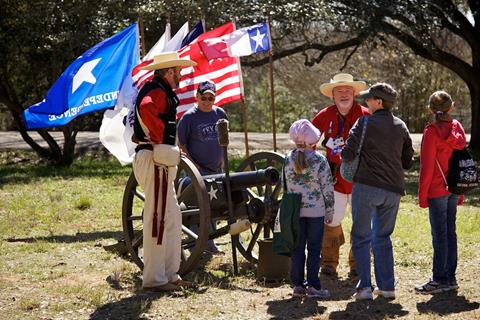 Houston Presents A Texas Independence Day Celebration