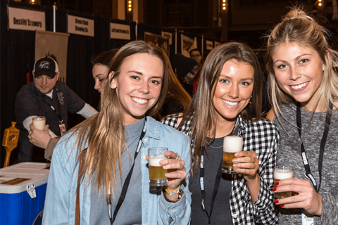 Get Your Brew On At The 2018 Chicago Ale Fest