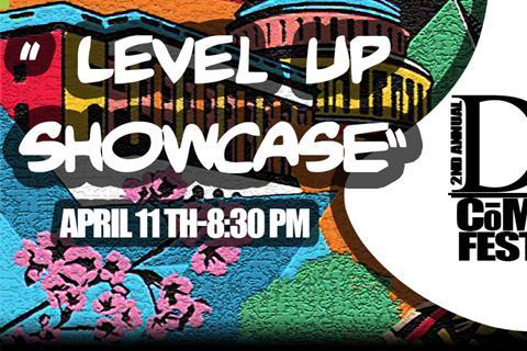 Level UP Showcase