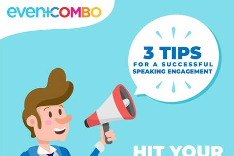 "How To Amplify Your Next Speaking Engagement: ""3  Tips to Hit Your Speech Out of the Park"""