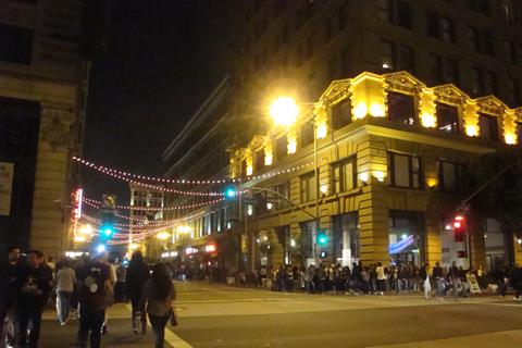 Witness Creativity At The Downtown Los Angeles Art Walk