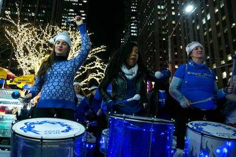 New York's Street Music Festival, Make Music Winter, Arrives