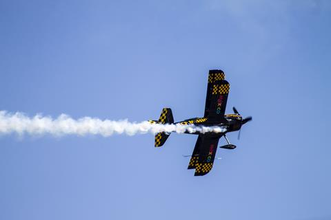 Witness High Flying Talent At Riverside's Air Show