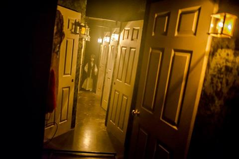 Get In The Mood For Halloween With Mable's 6 Feet Under Haunted Hotel
